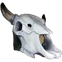 Horror-Shop Máscara De Cráneo De Toro