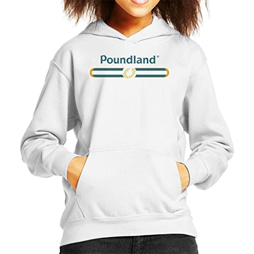 Cloud City 7 Poundland Designer Kid's Hooded Sweatshirt
