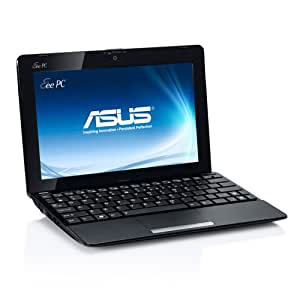 Asus EEE PC 1015BX-BLK102S Notebook, 320 GB HDD, C-60 1.1 GHz, 1 GB RAM, Nero