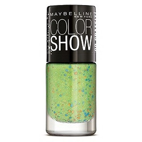 Maybelline Color Show Go Graffiti, Green Graffiti 804, 6ml