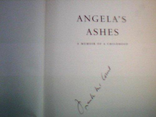Buchseite und Rezensionen zu 'Angela's Ashes - A Memoir Of Childhood.' von Frank Mccourt