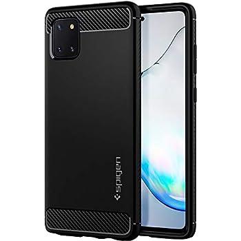 Spigen Ultra Hybrid Kompatibel mit Samsung Galaxy Note 10 Lite H/ülle ACS00685 Einteilige Transparent Handyh/ülle Anti-Gelb Durchsichtige PC R/ückschale mit Silikon Bumper Schutzh/ülle Case Black