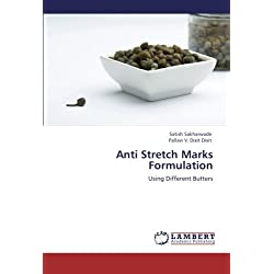 Anti Stretch Marks Formulation