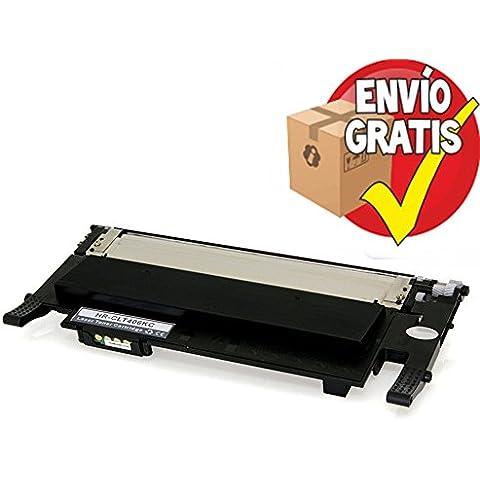 ENTREGA GRATIS 24/48h - SAMSUNG TONER CLP360 / CLP365 / CLX3300 Series / Xpress C410W / Xpress C460 Series Negro Reciclado 1.500 Páginas ALTA CALIDAD CLT-K 406 S/ELS