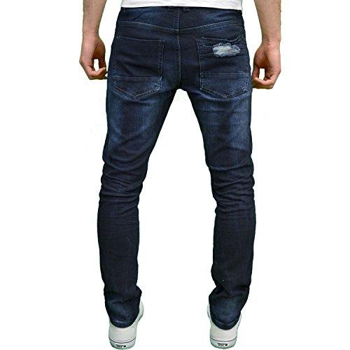 Eto -  Jeans  - Uomo Indigo