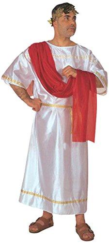 Cäsar - Kostüm - Toga-outfit Männer