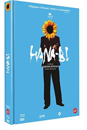 Hana-bi [Combo Blu-ray + DVD + CD - Édition Limitée Digibook]