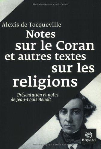 Notes sur le Coran et autres textes sur les religions