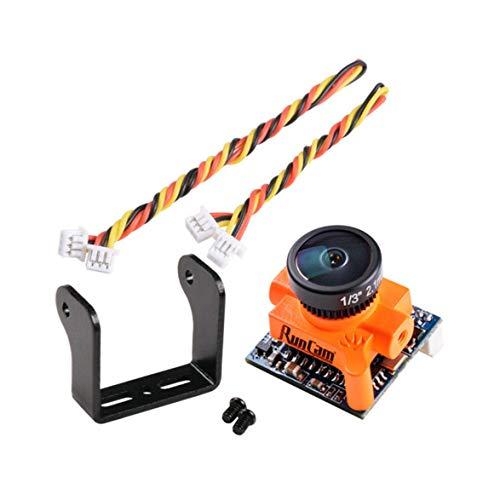 Banbie RunCam Micro Swift 600TVL 2,3 mm IR blockiert 1/3 CCD FPV-Kamera PAL-Format 5,8 g für FPV Racer Quadcopter KSX3068 - 4 Ccd-ir-kameras