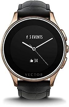 Vector Classic Luna Standard Fit Smartwatch