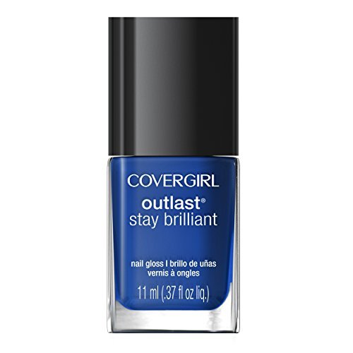 CoverGirl Outlast Stay Brilliant Nail Gloss, Mutant, 0.37 Ounce by COVERGIRL