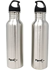 Pigeon Stainless Steel Water Bottle, 750ml (Set of 2)