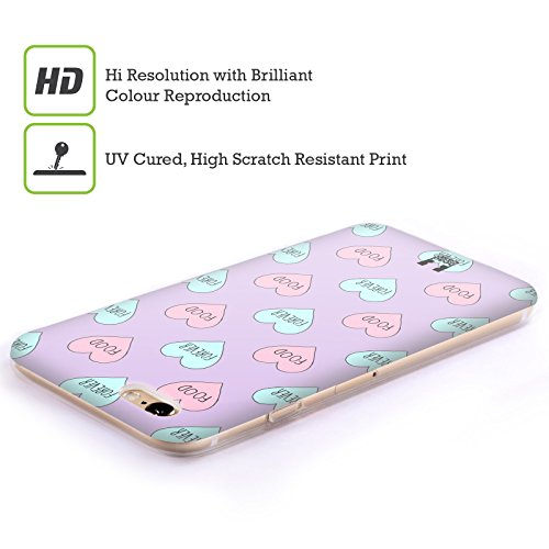 Head Case Designs Canada Animaux Patriotiques Étui Coque En Soft Gel Apple iPhone 5c Nourriture Pour Toujours