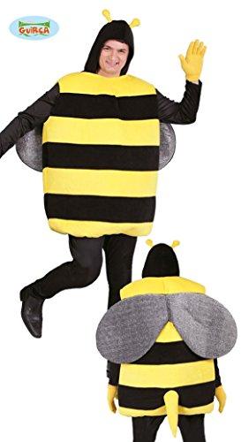 Kostüme Erwachsene (dicke Biene Kostüm für Erwachsene Gr. M/L,)