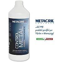 Control Metal 1lt.-sequestrande y quitamanchas de Hierro y Manganeso para Piscina y Jacuzzi. Envío immediata