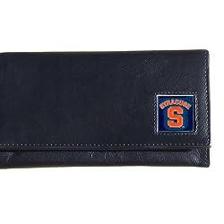 NCAA Syracuse Orange Women's Leather Wallet