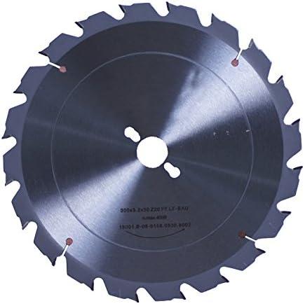 Connex, Lama per sega circolare Bau , 400 400 400 x 30 mm, 24 denti - COM363508   Lavorazione perfetta    Resistenza Forte Da Calore E Resistente    lusso  1cc025