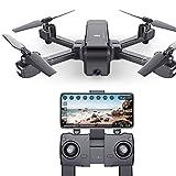 YFQH Hélicoptère équipé d'une Caméra HD 720p / 1080p Drone GPS 2.4g / 5g Drone WiFi Hauteur FPV Continue à Suivre Mon Mode DRO Vs Visuo Xs812
