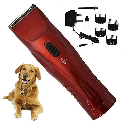 Generic Professionelle Haarschneidemaschine für Katzen, für Hunde und Katzen, Größe L