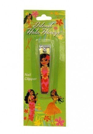 Island Hula Honeys Ukulele Serenade Nail Clipper by Welcome to the Islands