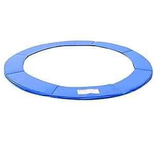Songmics® Trampolin Randabdeckung 30 cm Breit Federabdeckung Randschutz Ø 305cm 100% UV-beständig Reißfest STP10FT