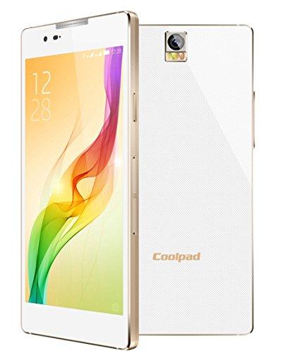"Coolpad Dazen X7 4G 5.2"" Touch-screen 4G (Reliance Jio 4G Sim Support) 2 GB RAM & 16 GB Internal Memory and 13 Mpix /5 Mpix Hd Smartphone"