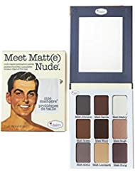 """theBalm Lidschatten-Palette Meet Matte Nude """"Size Matters"""""""