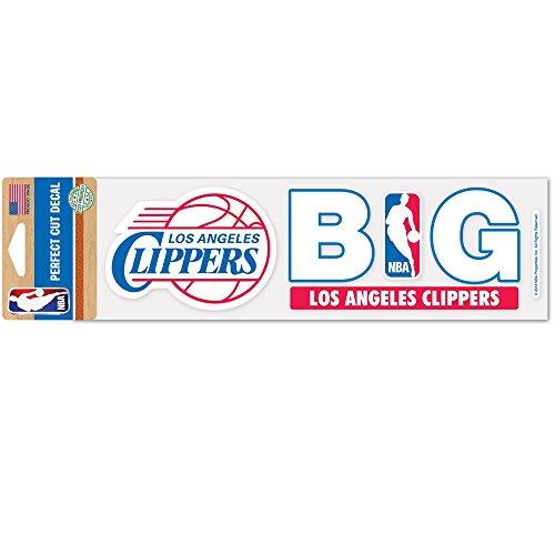 Wincraft Snack-Schale Los Angeles Clippers Offizielle NBA 7,6x 25,4cm die Cut Auto Aufkleber von 408914 -