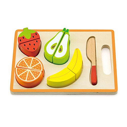 Viga My Wooden Cutting Fruit Board