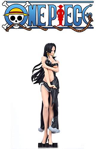 BANPRESTO One Piece - Figure BOA Hancock Black Dress Serie Glitter and GLAMOURS Special Ver. 4 - 25cm