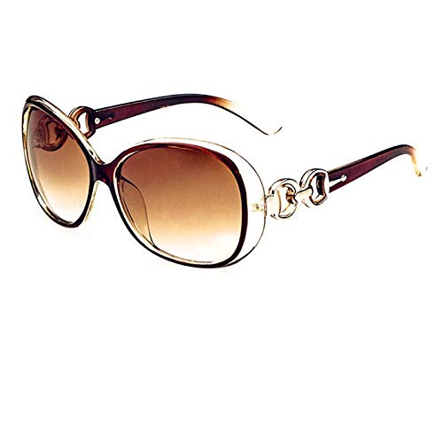 JYTDSA Runde Sonnenbrille Frauen Männer UV400 Fashion Ladies Sun Glasses Goggles