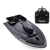 Goolsky Flytec 2011-5 Buscador de Peces 1.5kg Carga de 500m Barco de Cebo de Pesca de Control Remoto Barco RC