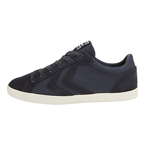 Hummel - Deuce Court Canvas Lo, Sneakers, unisex DRESS BLUE