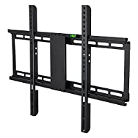 Modern Life Ultra Slim TV Wall Mount Bracket for 32-70 inch Widescreen 1080p 3D HD LED 4K TV, Max Vesa 600x400mm,Spirit Level Included