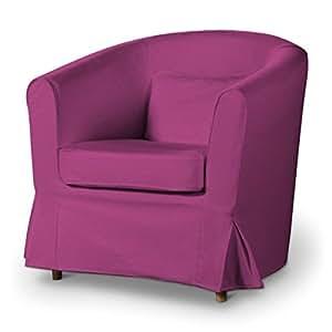 franc de textile 665 705 23 ektorp tullsta housse de fauteuil etna amarante cuisine. Black Bedroom Furniture Sets. Home Design Ideas