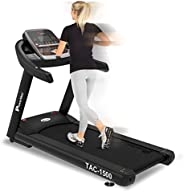 PowerMax Fitness TAC-1500 (6HP Peak) Motorized Treadmill with Free Installation, Commercial & Automatic In