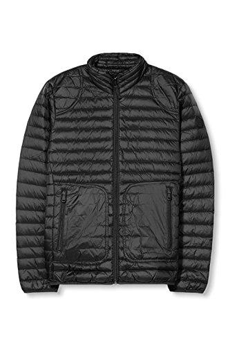 Esprit 086ee2g004, Blouson Homme Noir (BLACK 001)
