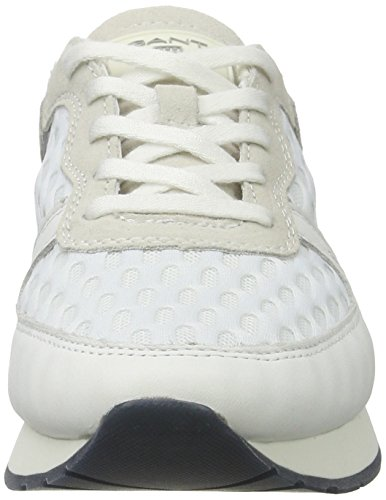 Gant Linda, Sneaker Donna Bianco (Bright White)