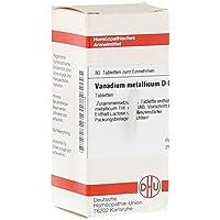 VANADIUM MET D 6, 80 St preisvergleich bei billige-tabletten.eu