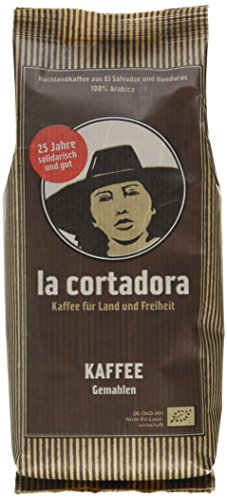 El Puente El-Salvador-Kaffee gemahlen, kbA, 4er Pack (4 x 250 g) thumbnail