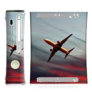 DeinDesign Microsoft Xbox Folie Skin Sticker aus Vinyl-Folie Aufkleber Flugzeug Fliegen Airplane