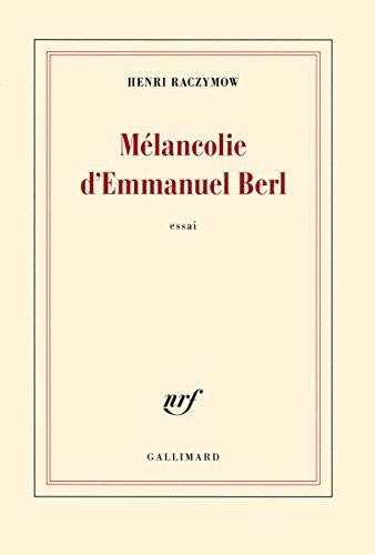 mlancolie-d-39-emmanuel-berl