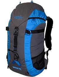 f4583151e8 Campeggio Escursionismo Outdoor Zaino Daypack TASHEV Vihren 40 litri solo  900g impermeabile Telaio resistente all'