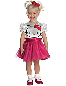 Hello Kitty Tutu Disfraz Disfraz Para Niña