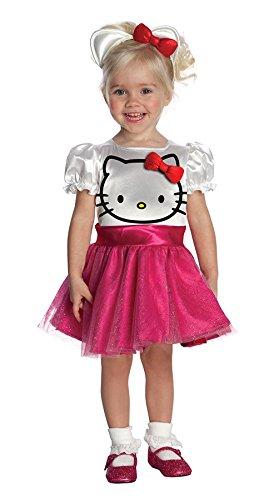 Hello Kitty Kleinkind Kleider - Hello Kitty Tutu Kostüm für Mädchen