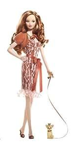 Mattel - L4102 - Poupée - Barbie - Collection Pierres de Naissance - Miss Topaze - Novembre