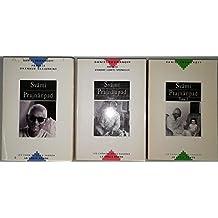 Svmi Prajnnpad, Un maître contemporain - Tomes 1 à 3 - (3 Livres brochés) - Manque et plénitude, Le quotidien illuminé, Ou une synthèse Orient-Occident