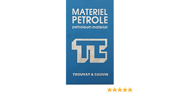 Trouvay Cauvin Catalogue Pdf