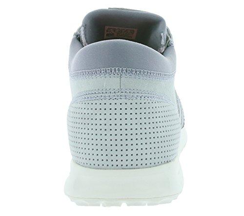 adidas Los Angeles Scarpe Low-Top, Bambine grigio bianco