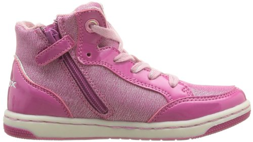 Geox JR CREAMY C J42L5C0ASHHC8002 Jungen Sneaker Pink (FUCHSIA C8002)